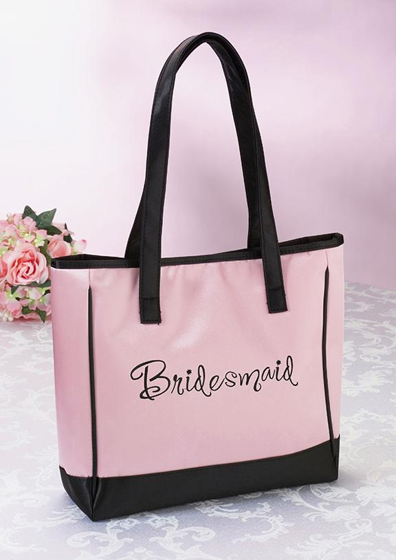 Bridal Party Tote Bag Gifts