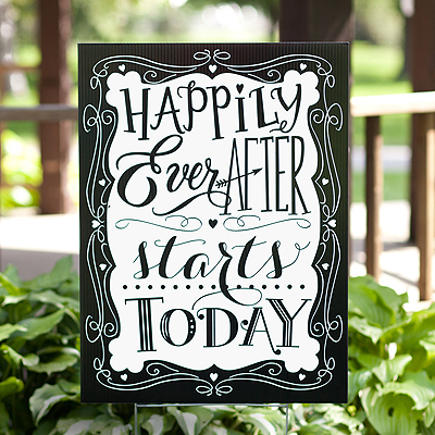 Happily Ever After Starts Today